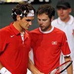 Thể thao - Luthi, người đồng hành cùng Federer (Kỳ 3)