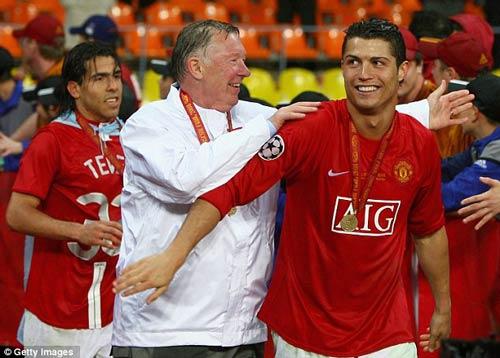 MU – Ronaldo: Chờ ngày tái duyên - 1