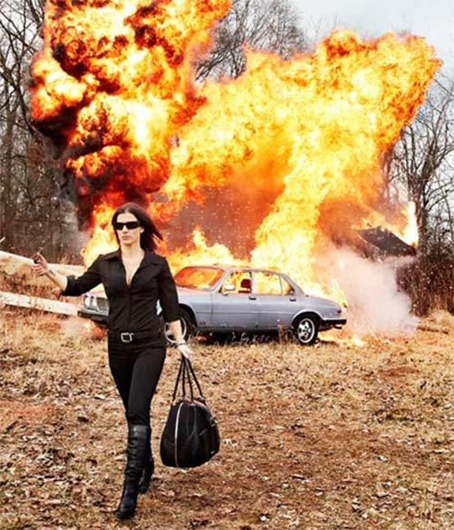 """Chuyên viên cháy nổ: Nghề """"chơi"""" với tử thần - 2"""