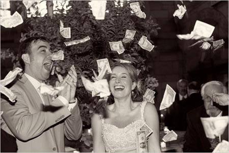 Những tục lệ cưới quái chiêu nhất - 2