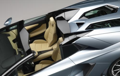 Aventador Roadster 2013: Thỏa mãn dân chơi - 4