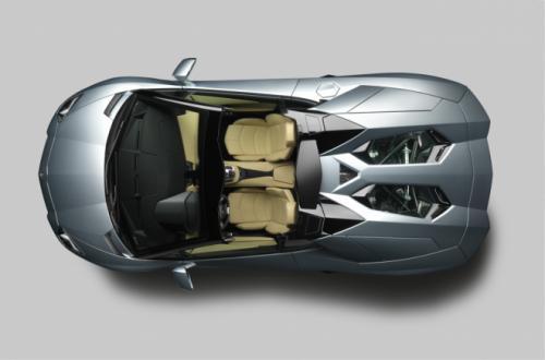 Aventador Roadster 2013: Thỏa mãn dân chơi - 5