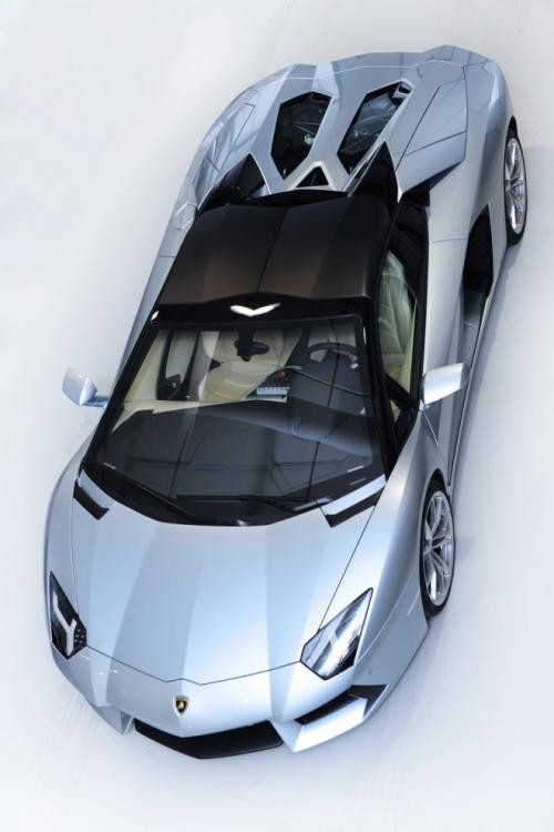 Aventador Roadster 2013: Thỏa mãn dân chơi - 6