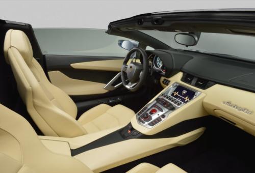 Aventador Roadster 2013: Thỏa mãn dân chơi - 7