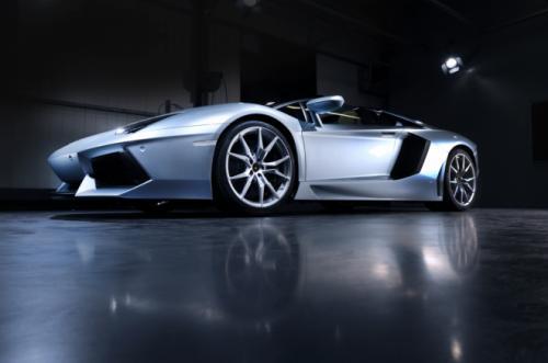 Aventador Roadster 2013: Thỏa mãn dân chơi - 8