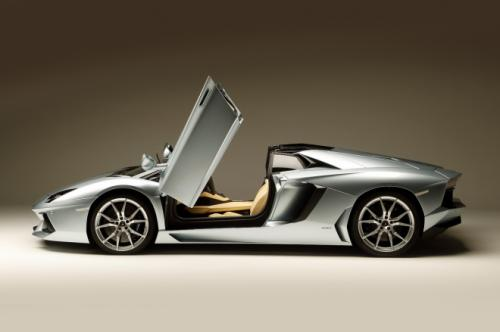 Aventador Roadster 2013: Thỏa mãn dân chơi - 9