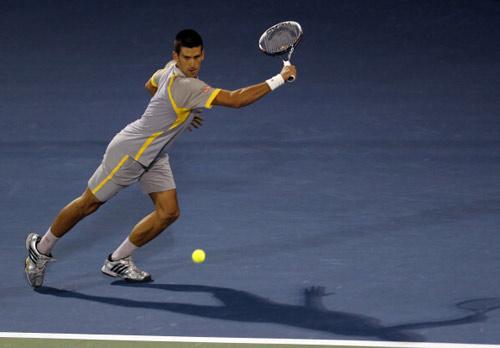 Djokovic – Seppi: Hẹn gặp Del Potro (Tứ kết Dubai Championships) - 1