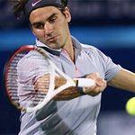 Thể thao - Pha phản xạ tuyệt vời của Federer
