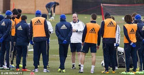 """Trước """"giá treo cổ"""", Benitez vẫn nói cứng - 1"""