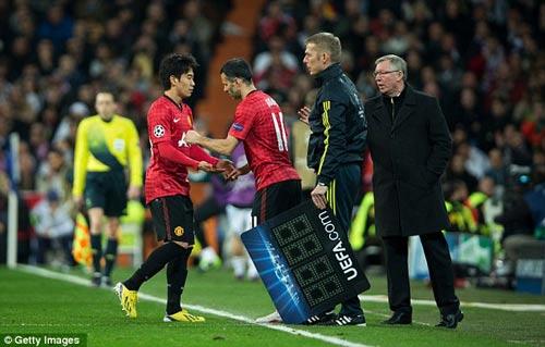 Sir Alex hé lộ đấu pháp trận lượt về gặp Real - 1