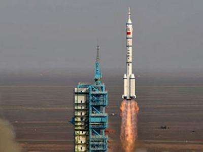 TQ sắp phóng tàu vũ trụ Thần Châu 10 - 1