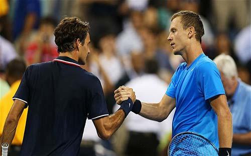 Federer lo lắng trước trận gặp Berdych - 1