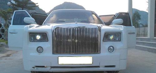 """Phantom """"nhái"""" có giá 160 triệu đồng - 4"""