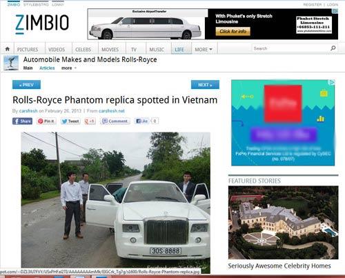 """Phantom """"nhái"""" có giá 160 triệu đồng - 2"""