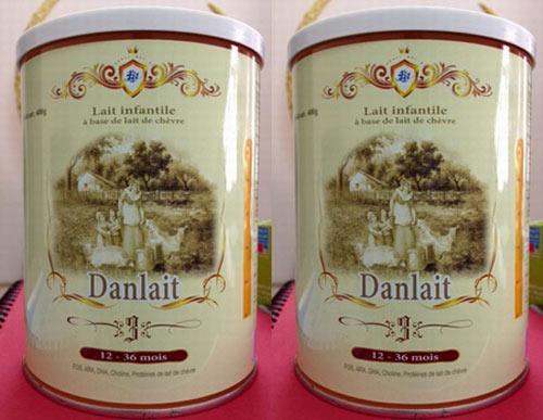 Sữa dê Danlait đã được xác định nguồn gốc - 1