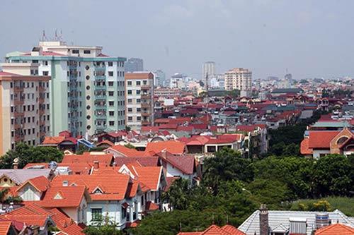 Thị trường BĐS sẽ xác lập đáy năm 2014 - 1