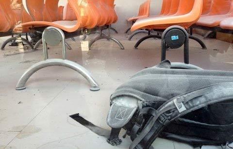 Nổ ở bến xe do khách mang chất nổ - 2