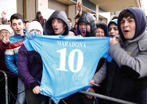 Napoli - Juventus: Ngày Maradona trở lại San Paolo… - 1