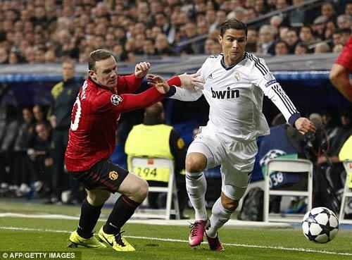 Becks cảnh báo MU về Ronaldo - 1