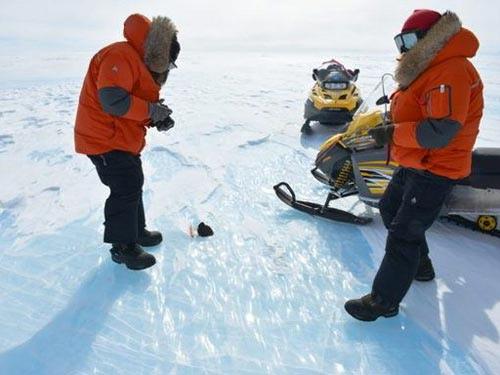 """Phát hiện thiên thạch """"khủng"""" ở Nam Cực - 3"""