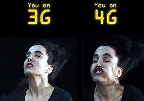 Mạng 4G sớm thay thế 3G trong tương lai? - 1