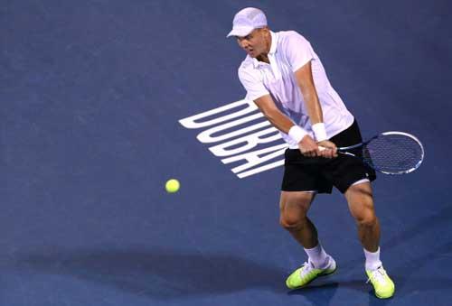 Federer-Berdych: Lội ngược dòng (BK Dubai Championships) - 1