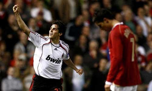 Với Kaka, Old Trafford là kỷ niệm đẹp - 1
