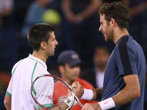 HOT: Federer thừa nhận thiếu may mắn - 1