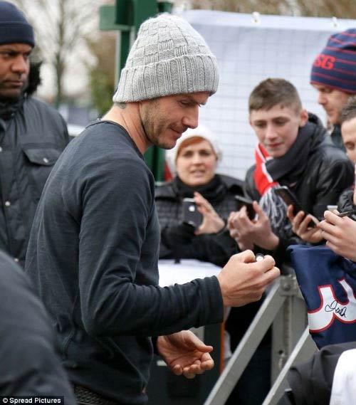Beckham sắm Audi S8 tại Pháp - 7