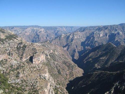 10 hẻm núi kỳ vĩ nhất thế giới - 5