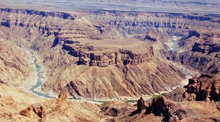 10 hẻm núi kỳ vĩ nhất thế giới - 10