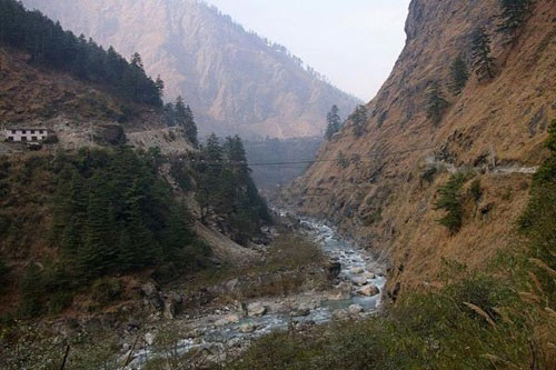 10 hẻm núi kỳ vĩ nhất thế giới - 13