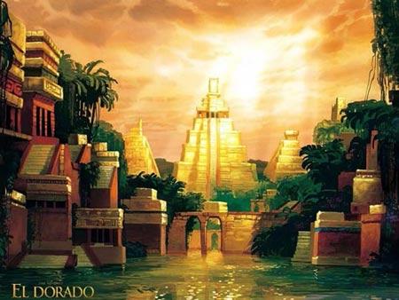 Bí ẩn truyền thuyết 'thành phố vàng' El Dorado - 1