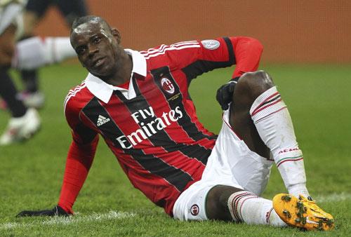 Milan – Lazio: Ngày không Balotelli - 1