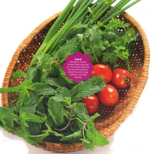 4 loại rau kích thích vị giác - 5