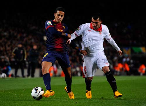 Barca mất Xavi: Tiqui-taca phải thay đổi - 1