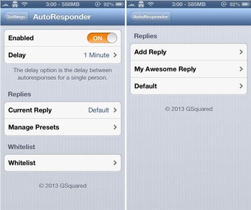 Ứng dụng 'bắt' iPhone tự trả lời tin nhắn - 2