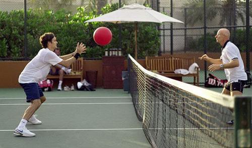 Bí mật thể lực hoàn hảo của Federer (Kỳ 4) - 1