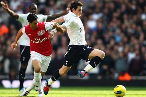 Tottenham - Arsenal: Derby của cảm xúc - 1