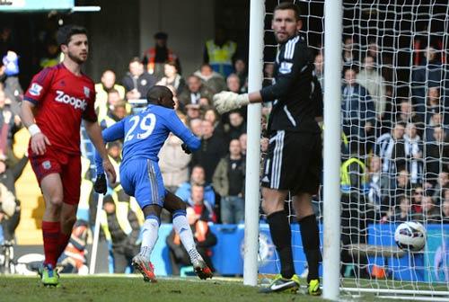 Chelsea - West Brom: 3 điểm khó nhọc - 1