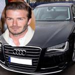 Ô tô - Xe máy - Beckham sắm Audi S8 tại Pháp