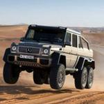 Ô tô - Xe máy - Mercedes-Benz G63 AMG 6x6: 'Đứa con' hoang dã