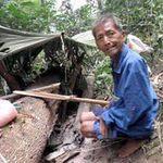 """Tin tức trong ngày - Gặp ông già """"người rừng"""" ở Tuyên Quang"""