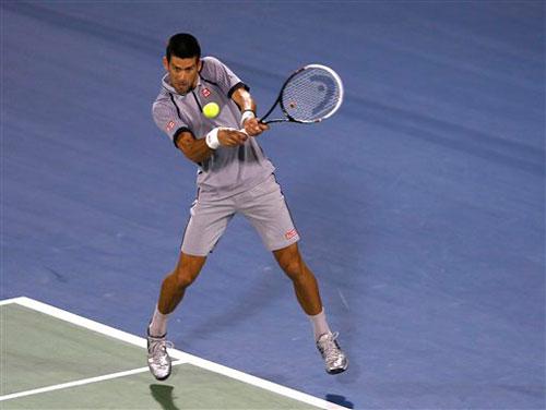 Djokovic - Berdych: Nhiệm vụ bất khả thi (CK Dubai Championships) - 1