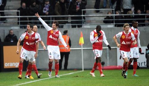 Reims - PSG: Nhà giàu ôm hận - 1