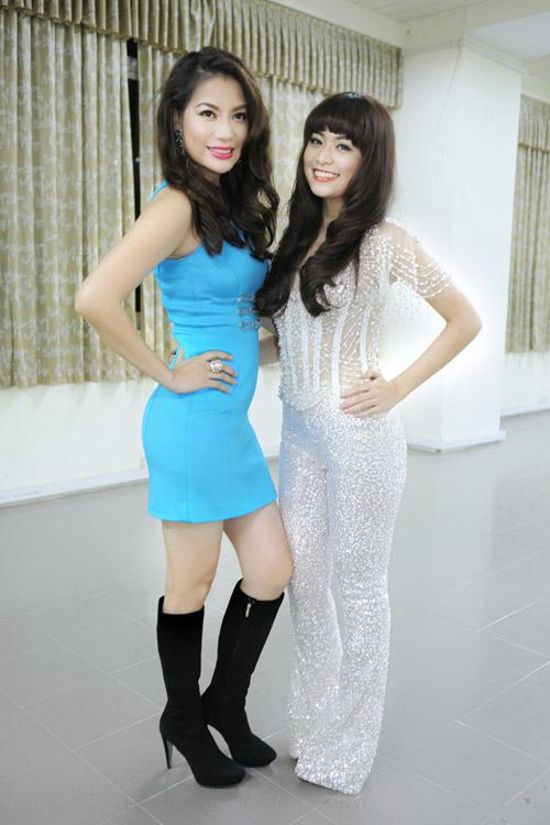 Hoàng Thùy Linh khoe tóc mới ngoan hiền - 6