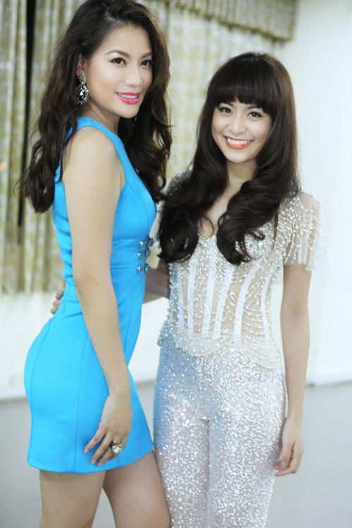 Hoàng Thùy Linh khoe tóc mới ngoan hiền - 7