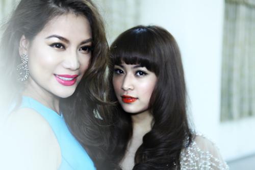 Hoàng Thùy Linh khoe tóc mới ngoan hiền - 5