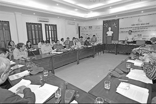 Tổng cục TDTT góp ý sửa đổi Hiến pháp 1992 - 1