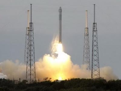 Mỹ: Tàu vũ trụ gặp sự cố khi lên quỹ đạo - 1